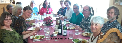 EBRS Board meeting